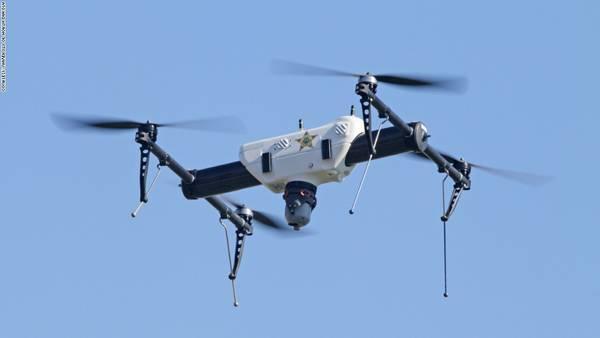 drone zerotech