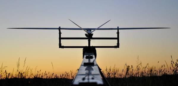 drone 300 metres