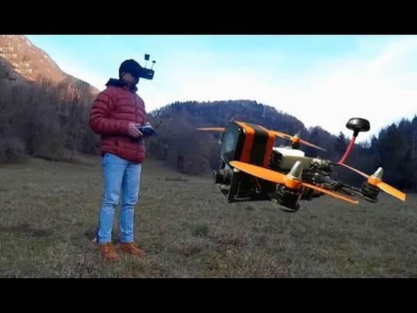 drone zerotech dobby