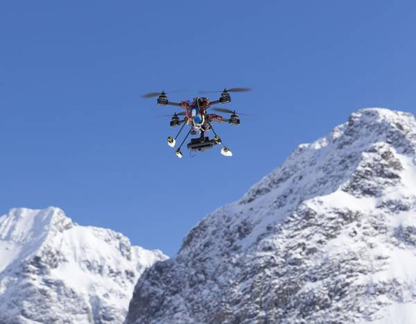 drone tablette