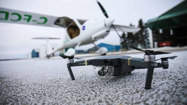 helice bebop drone
