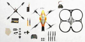 Jeux concours: Quadricoptere mini | Qualité Prix 2020