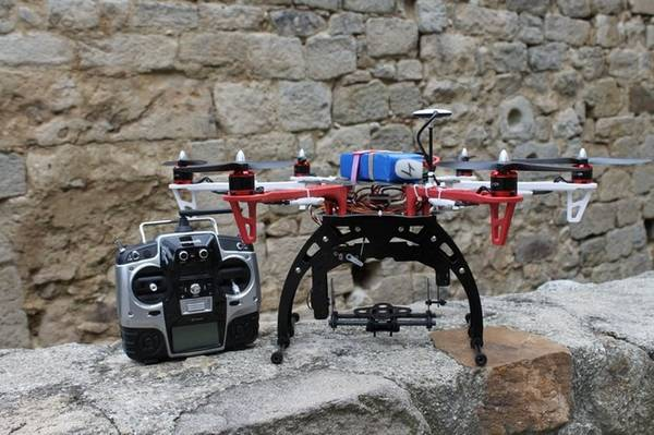 drone valise