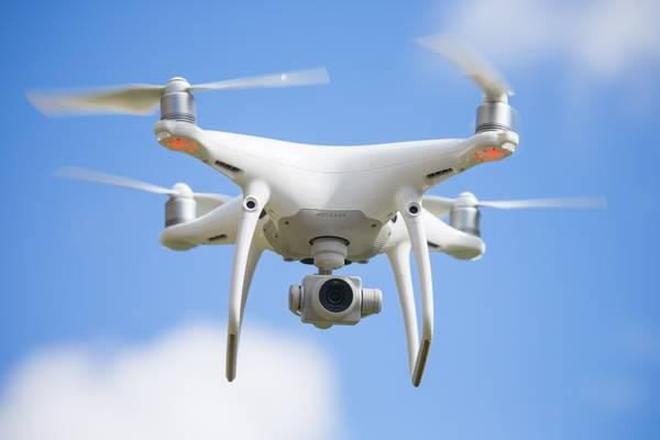 survol drone