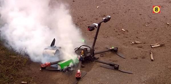drone a selfie