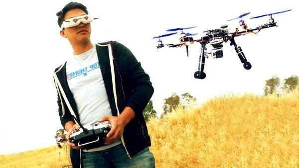drone x8hw