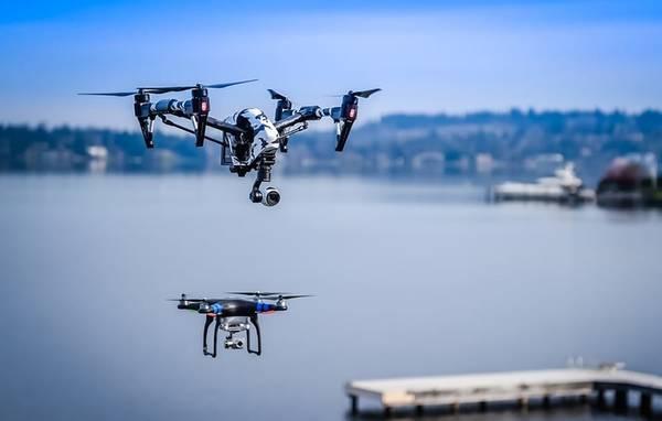 drone furtif