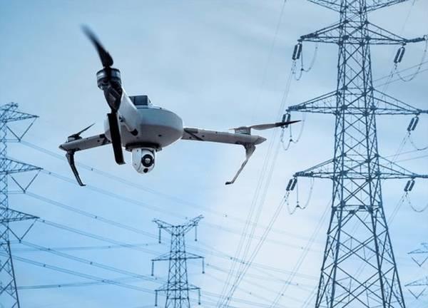 drone a camera