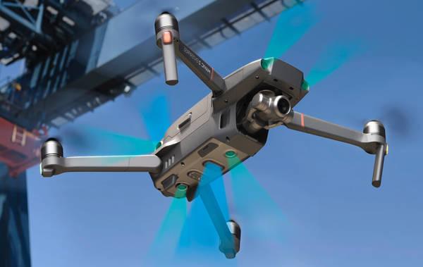 drone tapis