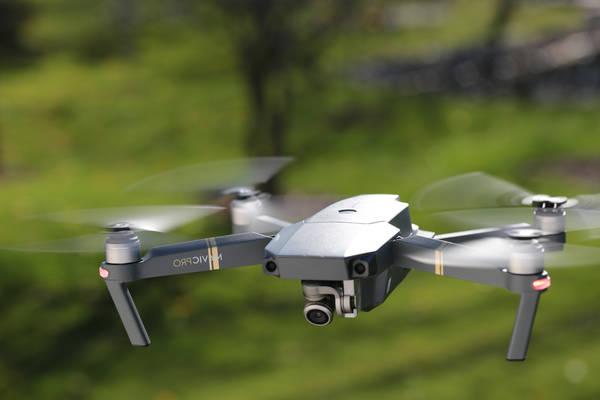 drone maintient