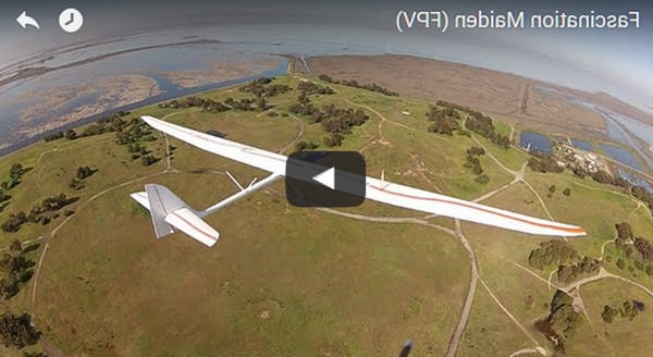 drone qui roule avec camera