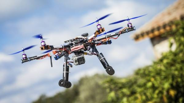 drone walkera rtf