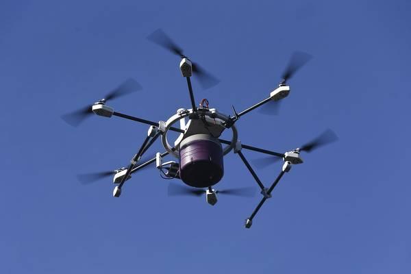 drone 8mp