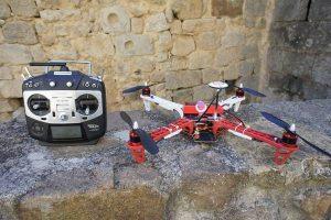 Prix réduit: Drone 6 axes | Fiche technique