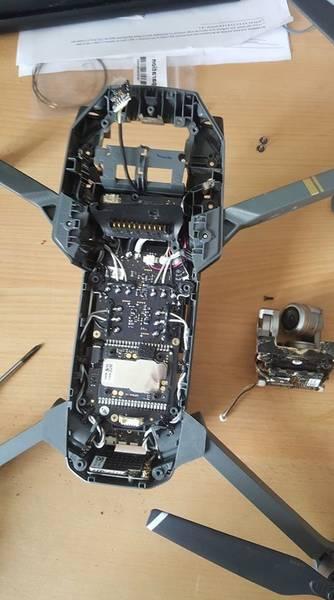 drone mavic pro de dji