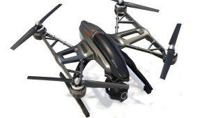 Dernières pièces: Drone ovni | Fiche technique